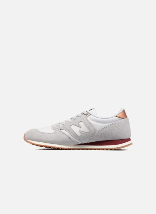 Baskets New Balance WL420 Gris vue face